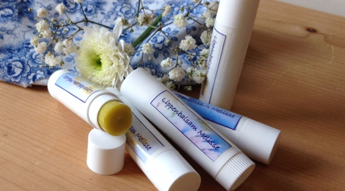 DIY – Lippenbalsam